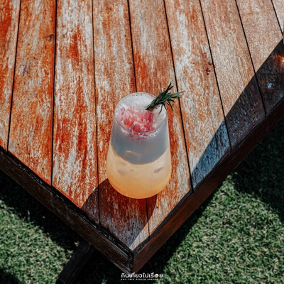 Sakura Yuzu Lemonade