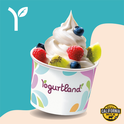 Yogurtland (โยเกิร์ตแลนด์) Bluport Hua Hin