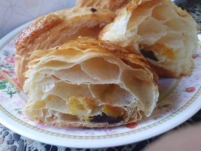 Croissant Chocalate