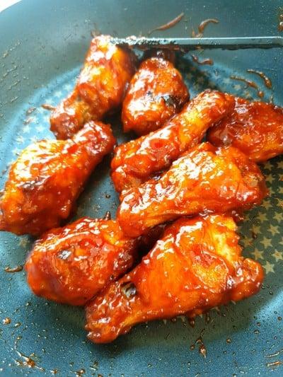 วิธีทำ ไก่ทอดเกาหลี 양념치킨