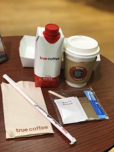True Coffee (ทรูคอฟฟี่) บลูพอร์ต หัวหิน