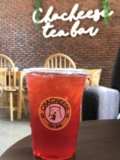 Chacheese Tea Bar หลังมข.