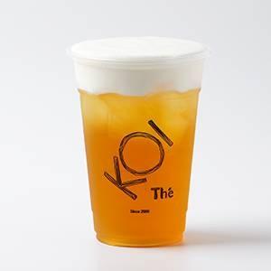 Oolong Tea Macchiato (M)
