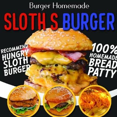 Sloth's Burger