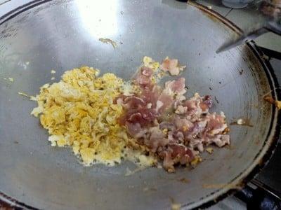 วิธีทำ ข้าวผัดหมู