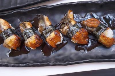 ซูชิ ปลาไหล##1