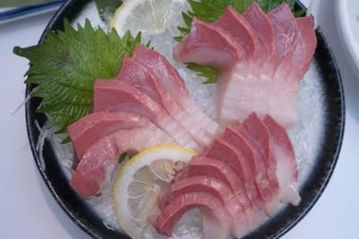 hamachi sashimi##2
