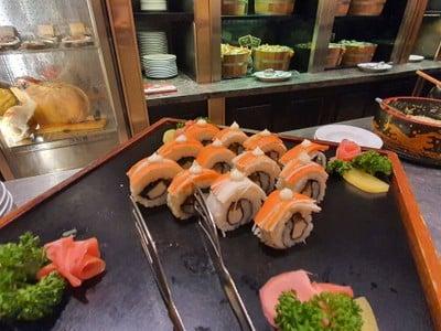 มุมอาหารญี่ปุ่น