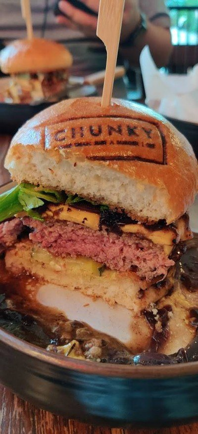 The Daddy Beef Burger