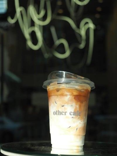 Coffee tea latte