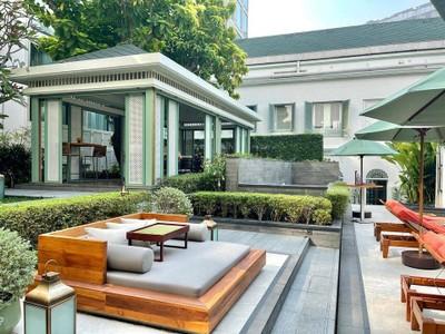โรงแรมแมนดาริน โอเรียนเต็ล กรุงเทพฯ (Mandarin Hotel Bangkok)