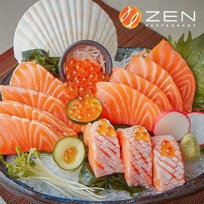 ZEN Japanese Restaurant (เซน ซูชิ แอนด์ สาเก) บลูพอร์ต หัวหิน