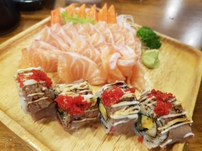 Sushi & Sasimi