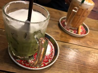 ชาไทยหลงโถว