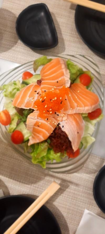 17. Salmon Salad