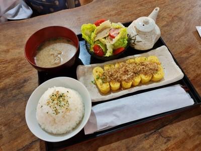 ชุดข้าวไข่หวานญี่ปุ่น