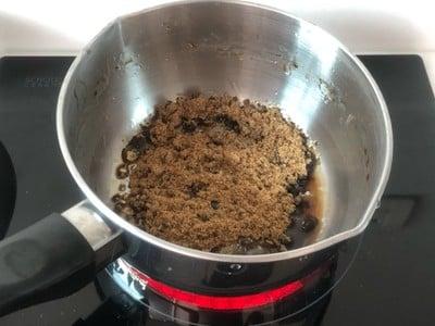 วิธีทำ ชานมไข่มุกบราวน์ชูการ์ 