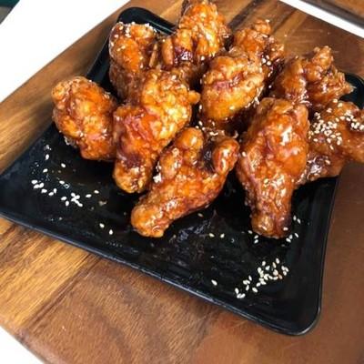 โทะโมะ ไก่ทอดเกาหลี (ไก่เกาหลี) ปัตตานี