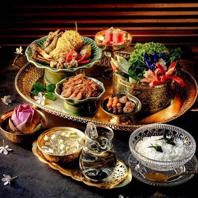 Nara Thai Cuisine (นารา ไทย คูซีน) เซ็นทรัลเวิลด์