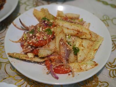 Hogay Salad