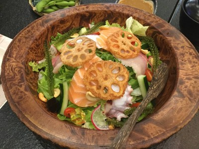 Zuru Salad - ซูรุสลัด