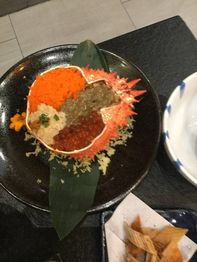 Spider Crab Fried Rice - ข้าวผัดปูสไปเดอร์สูตรพิเศษ