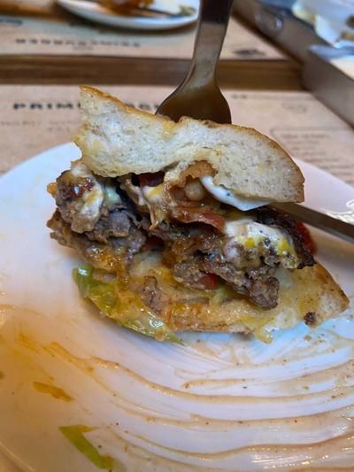 paris burger (double)