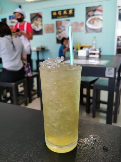 ชาตะไคร้ใบเตย (ปรับสมดุลย์) แก้ว