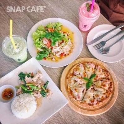 SNAP Cafe' (สแนป)