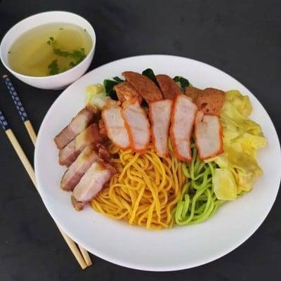 บะหมี่กัลยา (Kunlaya Noodles) ขอนแก่น