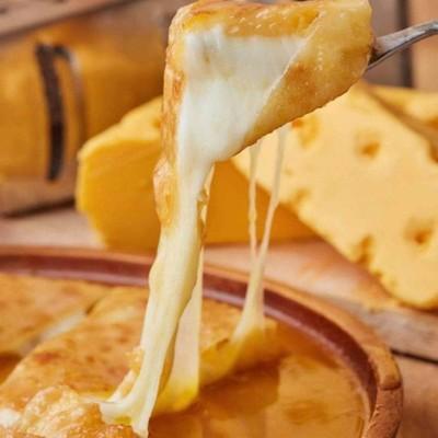 โปรโมชั่น ซื้อ Set Cheese lover  โรตีตูมตามชีส +โรตีชีส  สามารถ เปลี่ยนโรตีชีส อื่นได้  แถมฟรี  ชาเขียวมะลิ มูลค่า 45 บาท ลด 45.0฿ เหลือเพียง 178฿