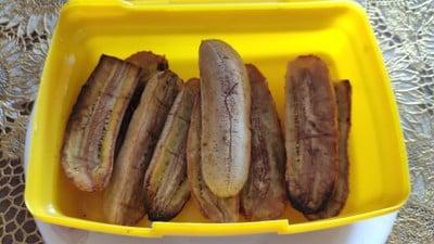 กล้วยอบแห้ง Dried Bananas