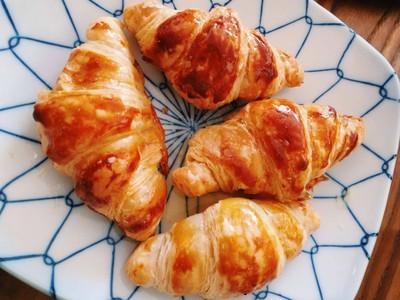 10Pieces ofMini Croissant