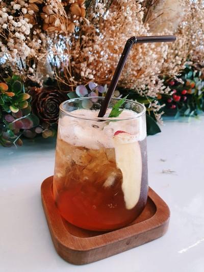 Iced Apple Tea