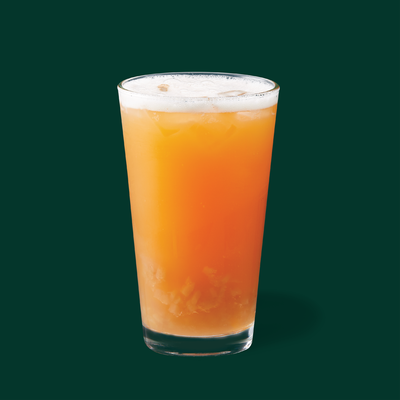 Peach tea with Jelly