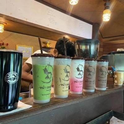 ขนำ คอฟฟี่ (Kanam Coffee) พัทลุง