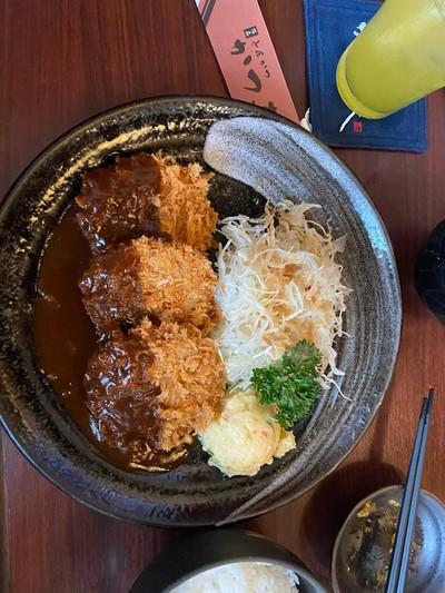 Tonkatsu demi-glace sauce