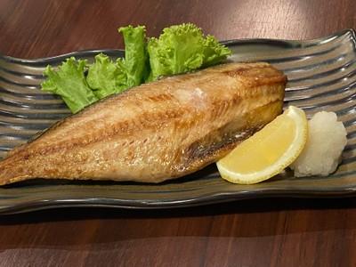 ปลาฮอกเกะย่าง
