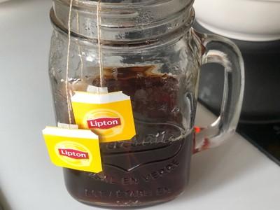 วิธีทำ ชามะนาวน้ำแข็งอัญชัน