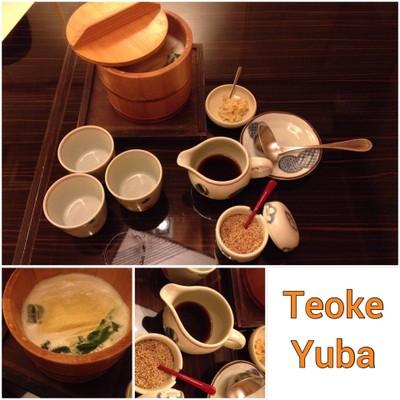 Teoke yuba