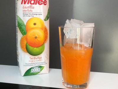 วิธีทำ ชามะลิอัญชันส้ม