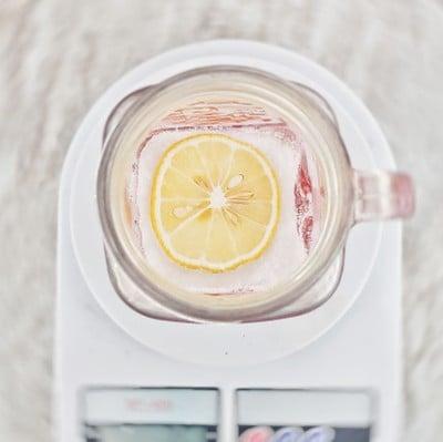 Syrup Lemonade เลมอนไซรัป