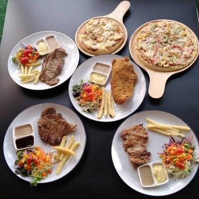 Milan Pizza and Steak (มิลานพิซซ่าและสเต็ก)