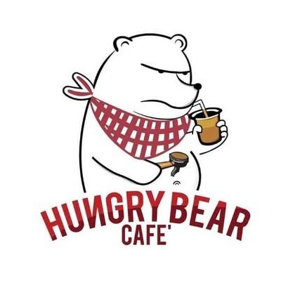 Hungry Bear Cafe' (ฮังกรี แบร์ คาเฟ่) มุกดาหาร