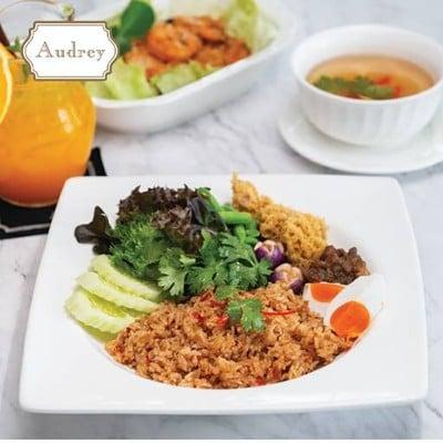 Audrey Cafe Glamour (ออเดรย์คาเฟ่แกลมเมอร์) Central Embassy