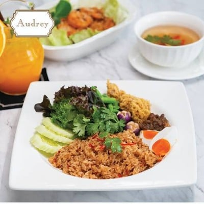 Audrey Cafe & Bistro (ออเดรย์ คาเฟ่ แอนด์ บิสโทร) ซอยทองหล่อ 11