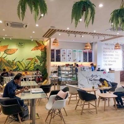 Tea Room cafe&workspace Tea room & workspace