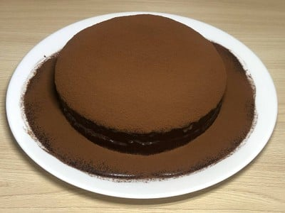 Molten chocolate Cake 🍫