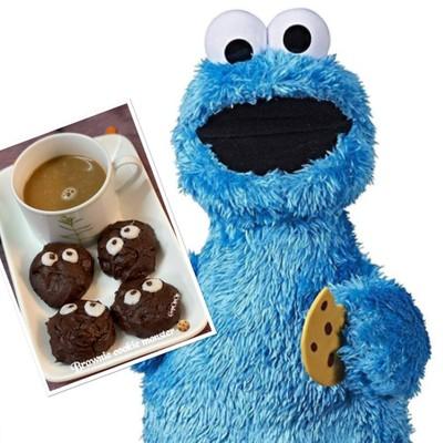 Brownie Cookies Monster 🍪