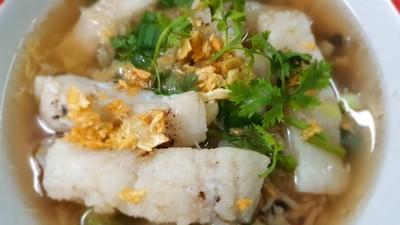 ข้าวต้มปลาแพนกาเซียส